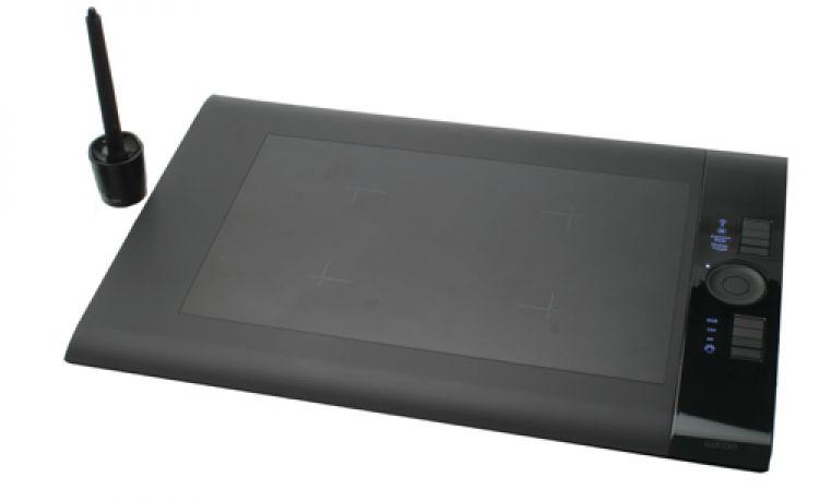 tablet, intuos, color
